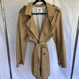 Old Navy Plus Size Trench Coat
